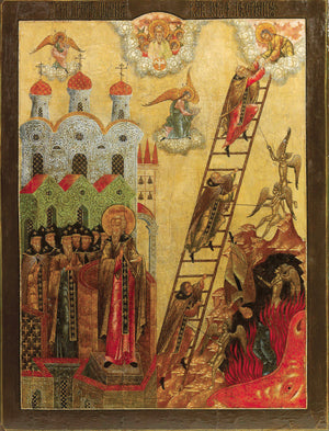 Sermon for the Sunday of St. John Climacus 2017
