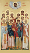 Sermon for the Synaxis of the Unmercenary Physicians 2016