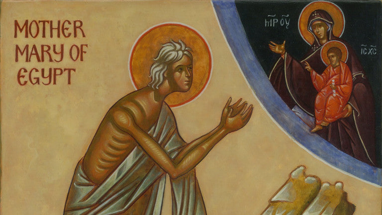 Sermon for the Sunday of St. Mary of Egypt 2016