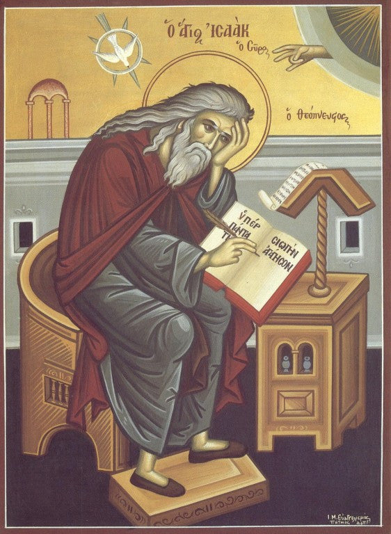 Sermon for the Feast of St. Isaac the Syrian 2014