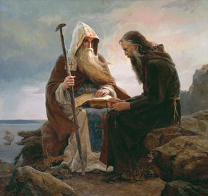 In Your Patience Possess Ye Your Souls: A Homily on Sts. Anthony & Theodosius of the Kiev Caves