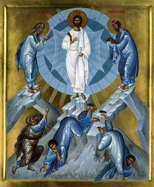 A Glimpse into the Goal of the Christian Life: A Homily on the Transfiguration (2019)