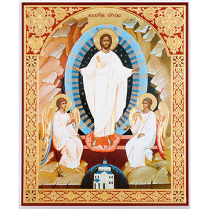Liturgical Schedule for Pascha & Bright Week (2020)