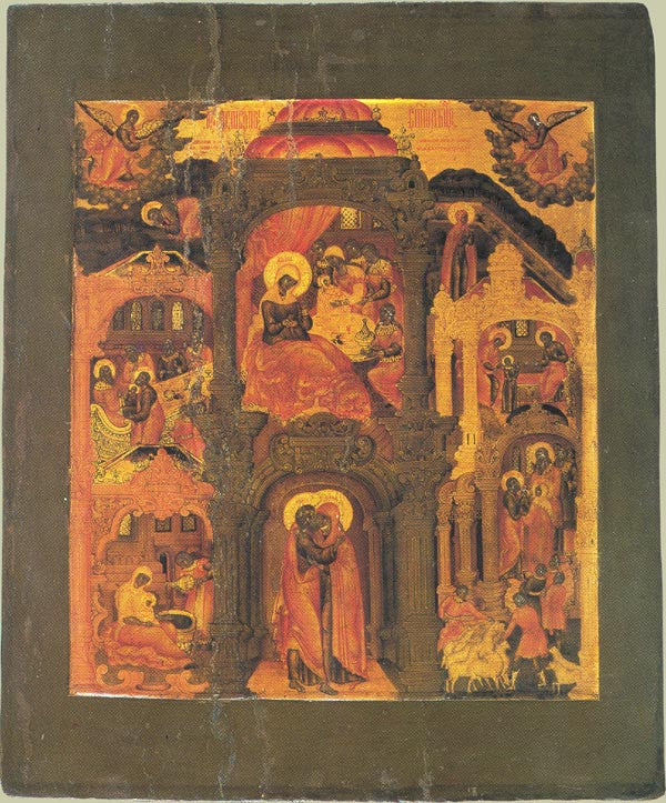 Sermon for the Nativity of the Theokotos 2015
