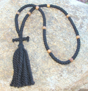 Russian Prayer Rope (Chotki) - Holy Cross Monastery