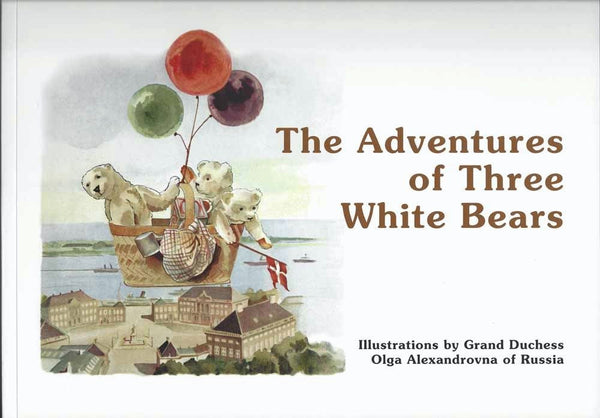 The Adventures of Three White Bears