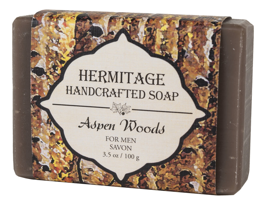 Aspen Woods Bar Soap - Holy Cross Monastery
