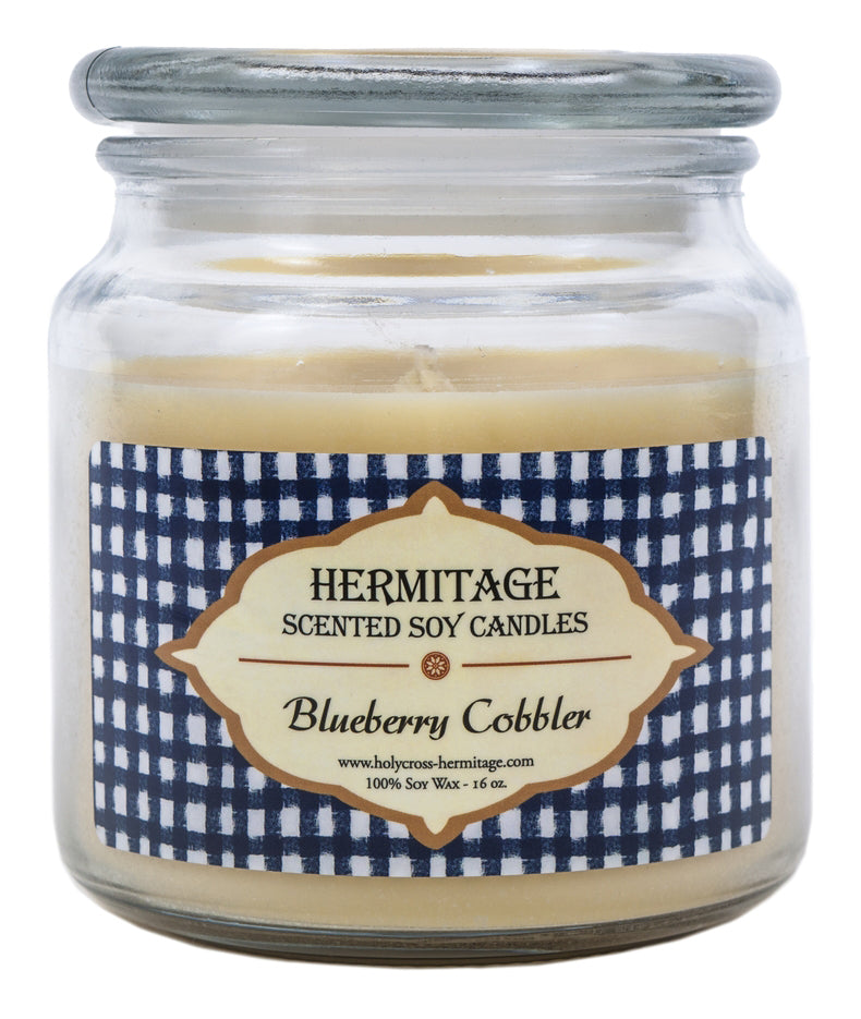 Blueberry Cobbler Scented Candle