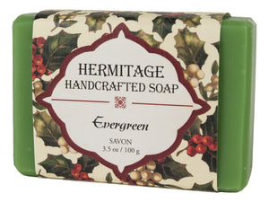 Evergreen Bar Soap - Holy Cross Monastery