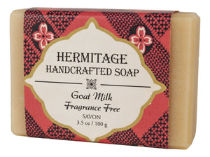 Goat Milk Fragrance Free Bar Soap - Holy Cross Monastery