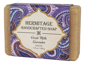 Goat Milk Lavender Bar Soap - Holy Cross Monastery