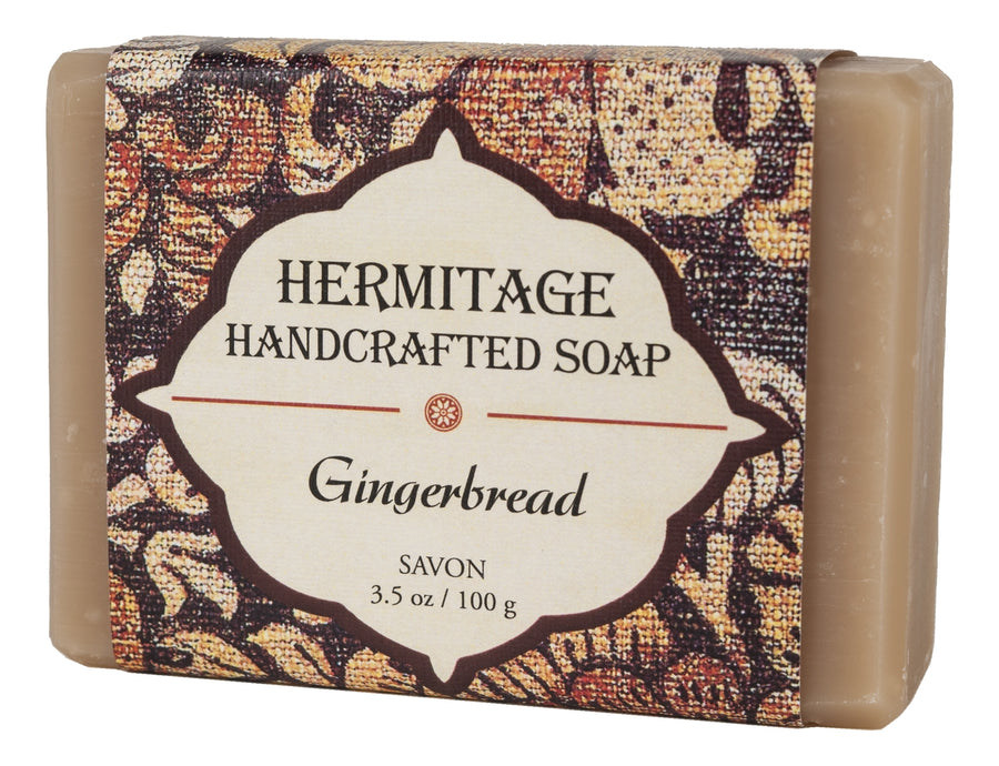 Gingerbread Bar Soap - Holy Cross Monastery