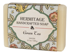 Green Tea Bar Soap - Holy Cross Monastery