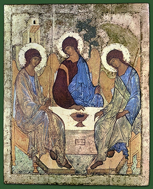The Holy Trinity (Rublev)