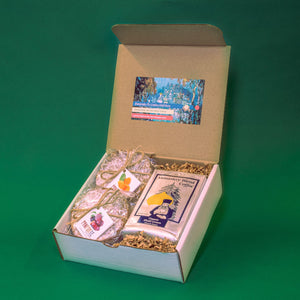 Panforte & Coffee Gift Box
