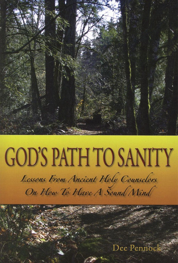 God's Path to Sanity