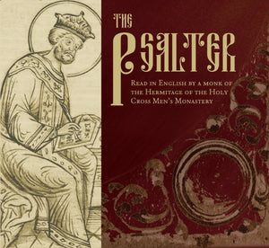 The Psalter (Audio Recording) - Holy Cross Monastery