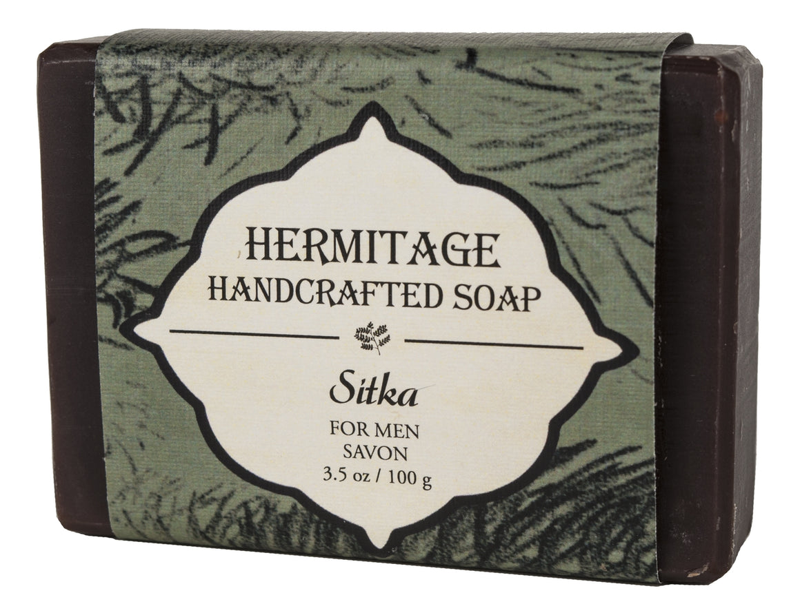 Sitka Bar Soap - Holy Cross Monastery