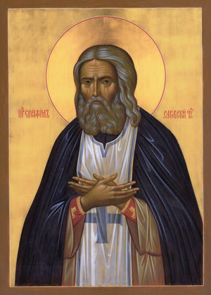 St. Seraphim of Sarov - Holy Cross Monastery
