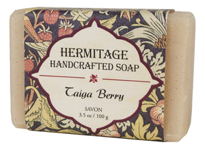 Taiga Berry Bar Soap - Holy Cross Monastery