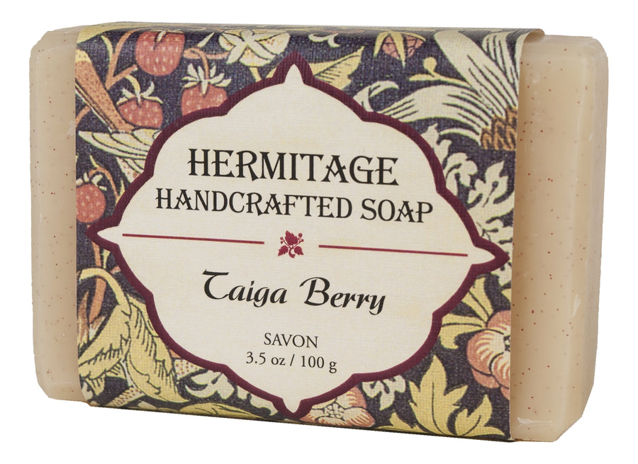 Taiga Berry Bar Soap