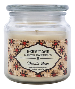 Vanilla Bean Scented Candle