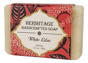 White Lilac Bar Soap