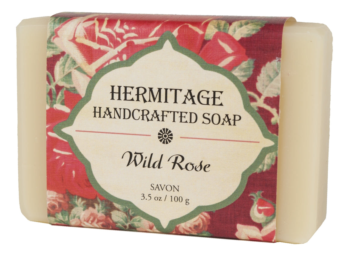 Wild Rose Bar Soap