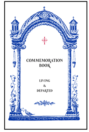 Commemoration Book - Living & Departed
