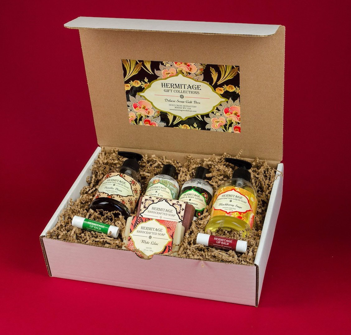 Deluxe Soap Gift Box