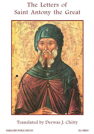 The Letters of Saint Antony the Great