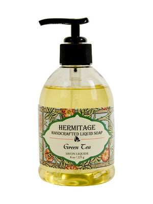 Green Tea Liquid Soap - Holy Cross Monastery