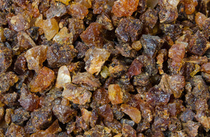 High Grade Myrrh Resin (Commiphora Myrrha) - Holy Cross Monastery