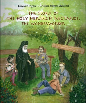 Holy Hierarch Nectarios, The Wonderworker - Holy Cross Monastery