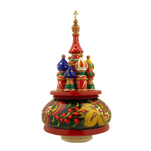 St. Basil's Cathedral Music Box
