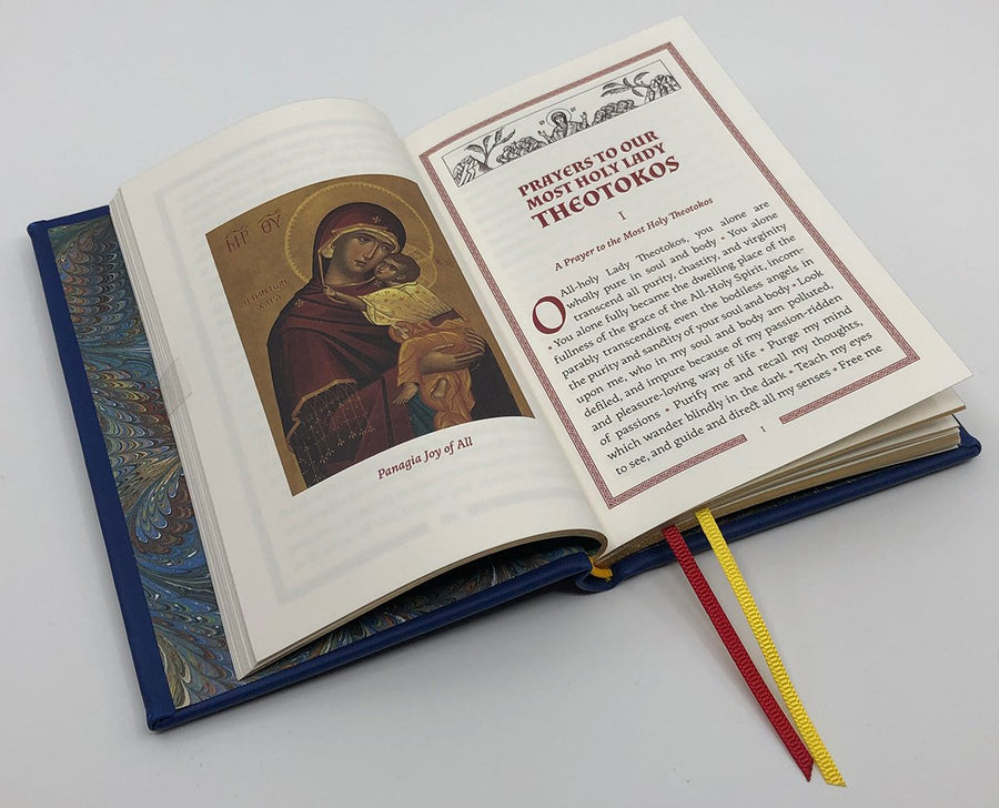 Mother of the Light: Prayers to the Theotokos - Holy Cross Monastery