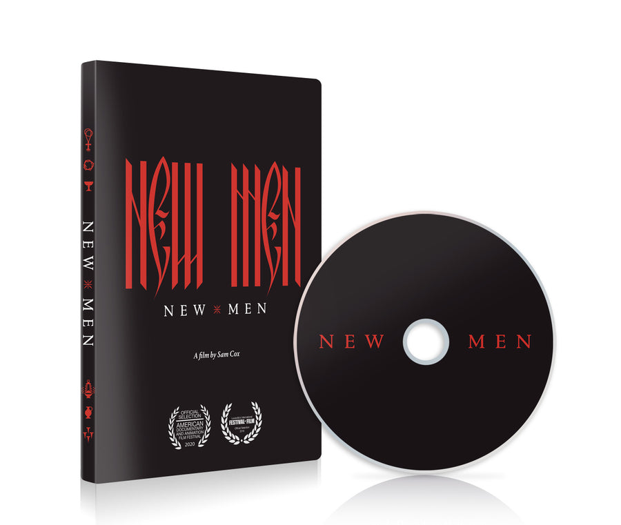 New Men DVD
