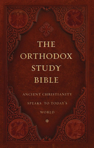 The Orthodox Study Bible - Ancient Faith Edition (Hardcover) - Holy Cross Monastery