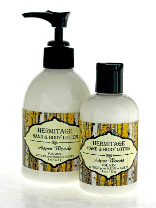 Aspen Woods Lotion - Holy Cross Monastery