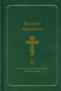 Book of Akathists, Vol. II