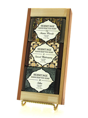 Forests Soap Gift Crate - Holy Cross Monastery