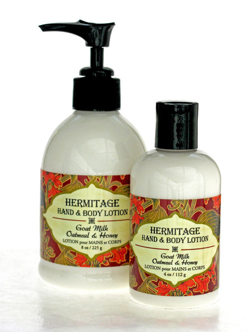 Goat Milk Oatmeal & Honey Lotion