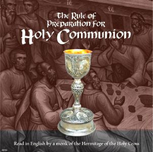 Preparation For Holy Communion