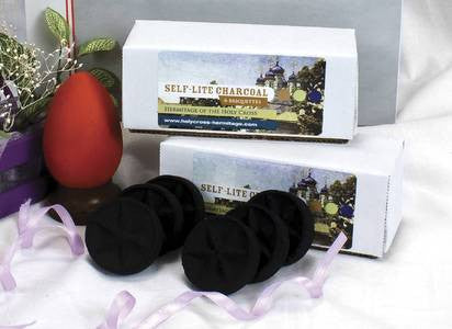 SELF-LITE Charcoal - 6pc. Box