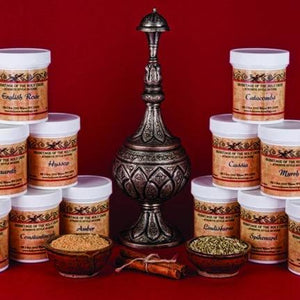 Sweet Spices Orthodox Athonite Incense Collection