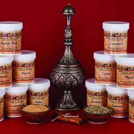 Sweet Spices Incense Collection