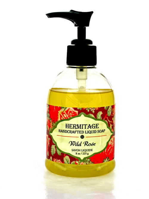 Wild Rose Liquid Soap