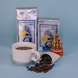 Monastery Blend Coffee - Abbot's Choice - Holy Cross Monastery