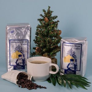 Monastery Blend Coffee - Organic Shade Grown - Holy Cross Monastery