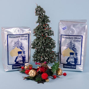 Monastery Blend Coffee - Christmas Blend - Holy Cross Monastery